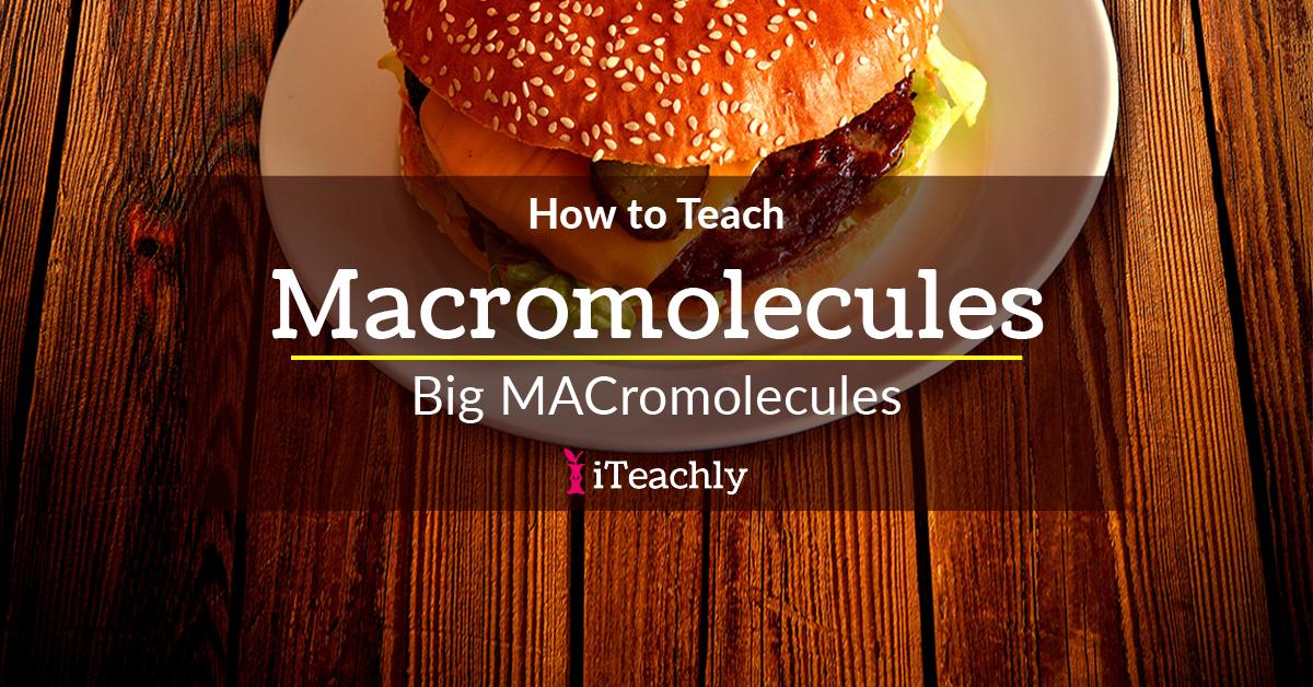 Macromolecules - BIG MACromolecules