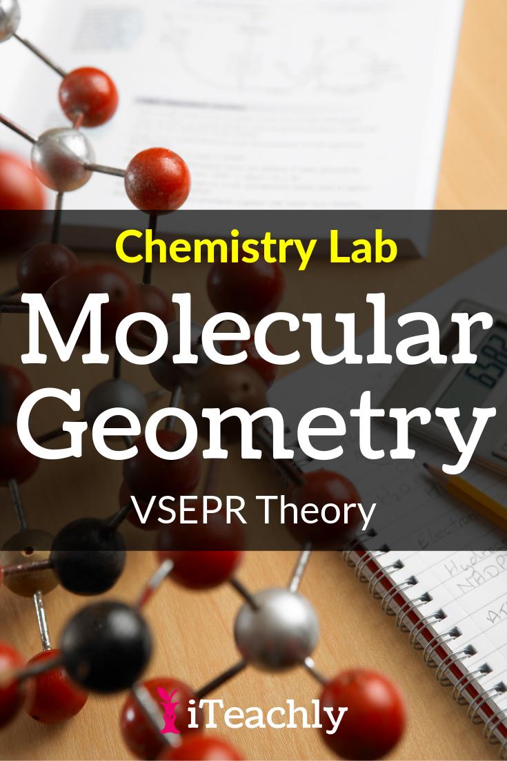 Molecular Geometry - Pins