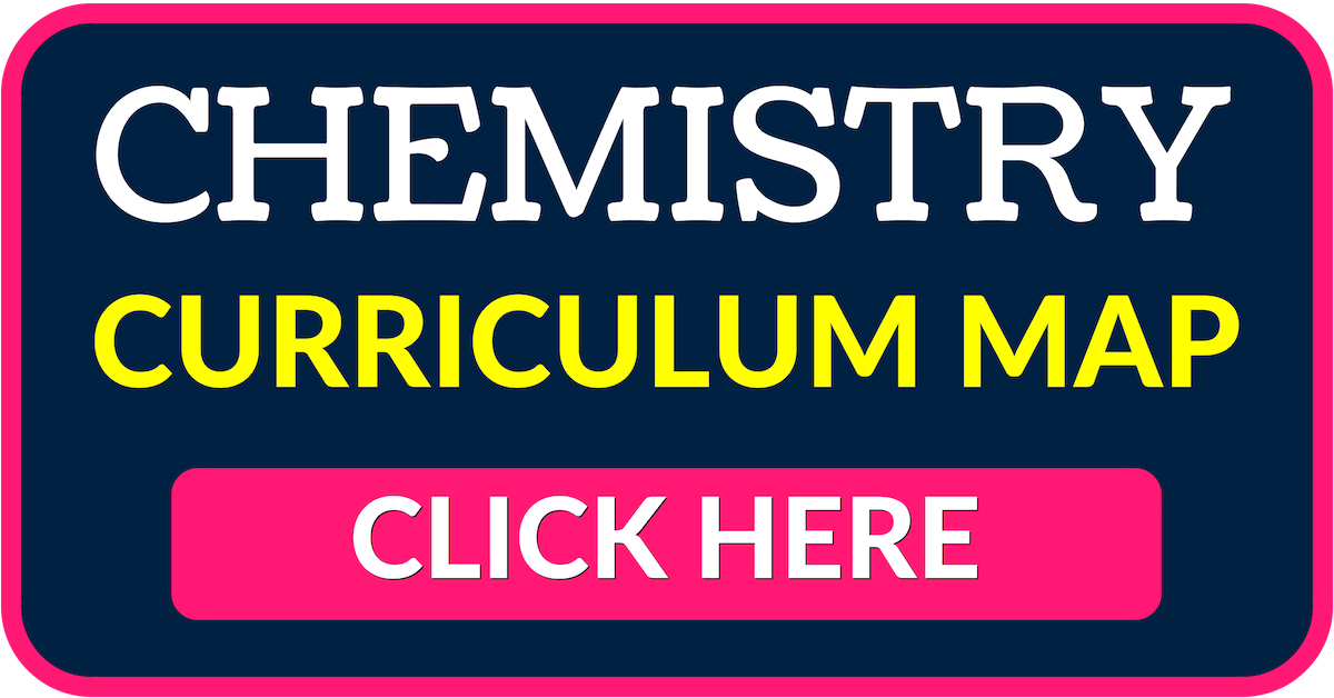 NGSS Chemistry Curriculum Map