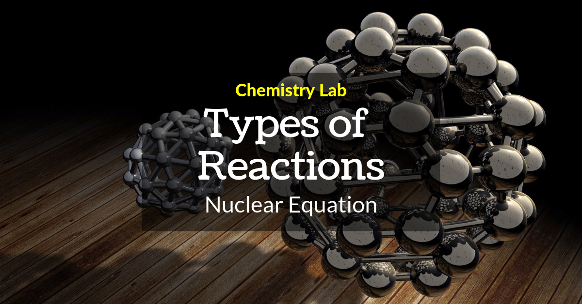 Types of Radiation in Chemistry Activity