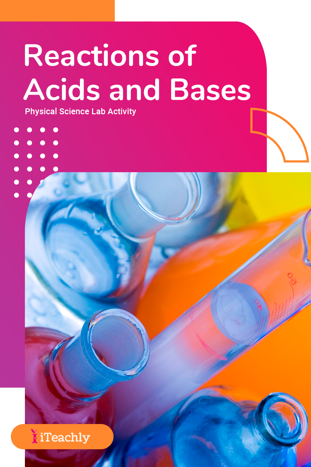 Reactions of Acids and Bases Physical Science Lab Activity