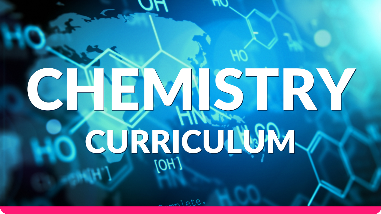 Best NGSS Chemistry Curriculum