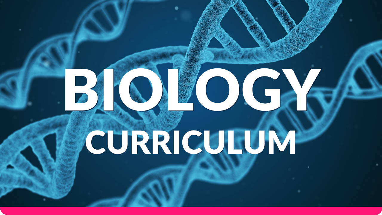 Best NGSS Biology Curriculum