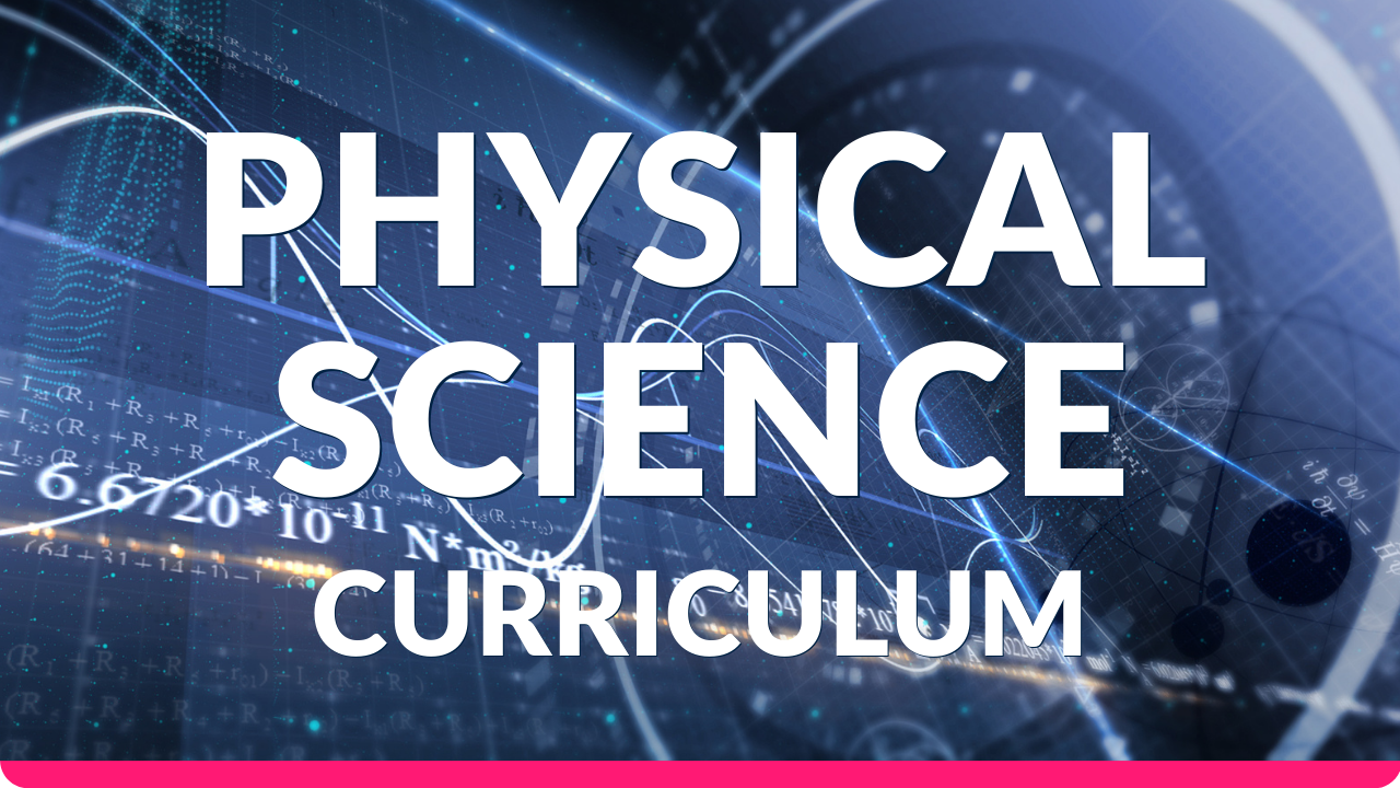 Best NGSS Physical Science Curriculum